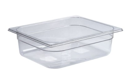 Gastronorm 1/2 325×265 mm in Tritan