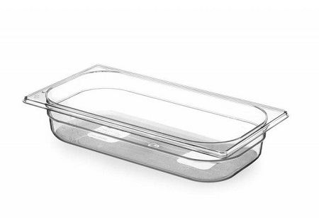 Gastronorm 1/3 325×176 mm in Tritan