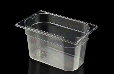 Gastronorm 1/4 265x162 mm in Tritan