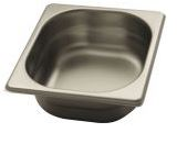 Stainless steel Gastronorm 1/2 lids and drainer plates