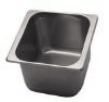 Stainless steel Gastronorm pans GN 1/9