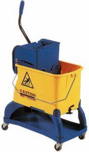 TCA 1599 Carrello strizzatore pulizia