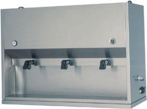 DC1703 Distribuidor de bebidas calientes para desayunos 3 contenedores 15 litros