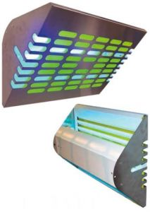 FT30 Insecticide eletrique a lampes UV-A acier inox