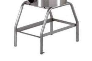 CI - Cubierta de acero inoxidable para pelador de patatas y limpiador Fama