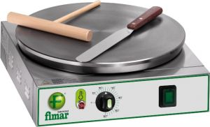 CRPN  Electrical crepe machine single surface 350mm
