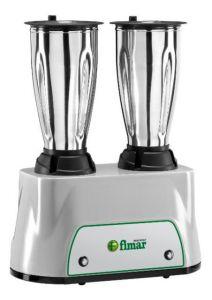 FR2150I Profesional licuadora doble inox 1,5+1,5 litros
