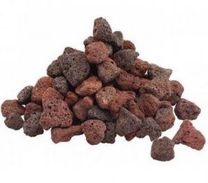 GLLAVA Confezione 5 kg di pietra lavica per barbecue