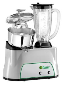GP2SF Multiple group composed of a citrus juicer and mixer