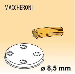 MPFTMA8-8 Trafila MACCHERONI Ø 8,5 per macchina per pasta fresca