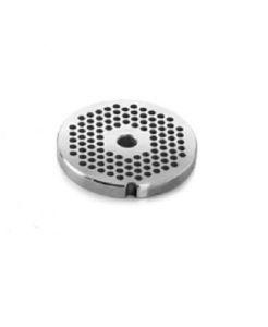 PU22 Piastra unger in acciaio inox fori 2-2,5 mm per tritacarne Fimar serie 22