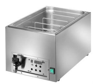 SV25 Sous-vide vacuum cooking machine stainless steel tank 25 lt