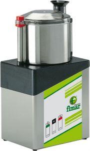 CL8T Cutter elettrico 750W 1400giri capacità 8 litri - Trifase