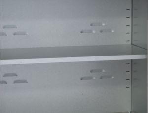IN-Z.699.10 Set plancher de chaussure pour armoire de vestiaire plastique prix en zinc pour chaque compartiment