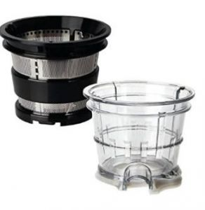 FESF - COUPLE FILTERS for Juice Extractor - Kit Smoothie and Ice Cream