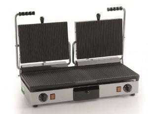 PDR3000  -  Piastra ghisa Doppia 3,5 Kw