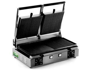 PDR3000S  -  Piastra ghisa Doppia 3000W