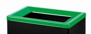 T790418 Perfil de metal verde para los contenedores T790401