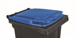 T910132 Coperchio Blu per contenitore rifiuti esterni 120 litri