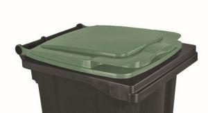 T910133 Tapa verde para contenedor de residuos externo 120 litros