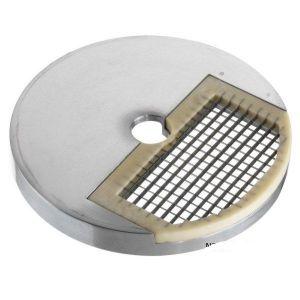 NPD20x20x5 Disco para cortar en cubitos para Mozzarella Cutter TAC