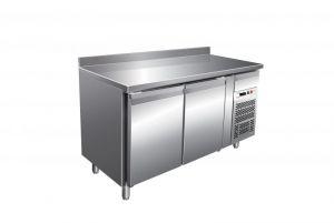 G-PA2200TN Tavolo banco a referigerazione ventilata  - 2 porte