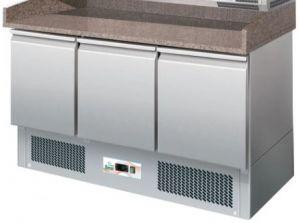 G-S903PZ - Banco refrigerato pizzeria statico gn1/1