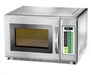 MC1800 Horno de microondas profesional con controles digitales de 35 litros
