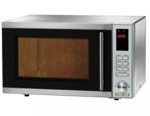 MC2452 Forno a Microonde inox con convezione, grill e comandi digitali