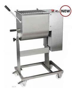 30C1P Impastatrice per carne elettrica inox 25-30  kg 1 pala