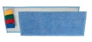 00000712 Ricambio Sistema Velcro Microblue Rettangolare - A