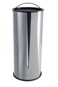 T775000 Cendrier à poser acier inox avec sable