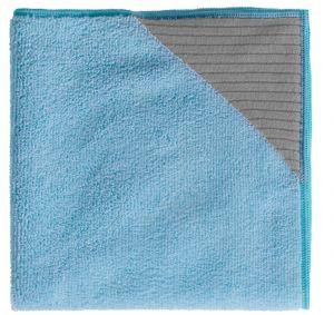 TCH104029 Panno Dual-T - Blu - 40 Conf. Da 5 Pz. - 40 Cm X 4