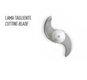 FCU198S Lama seghettata - dentata  per cutter L5-L8 a 2 velocità 1400/2800 Fama