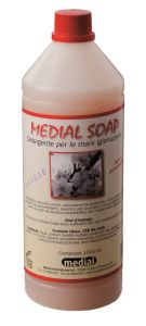 T735042 Liquid soap 1 liter (multiple 12 pcs)