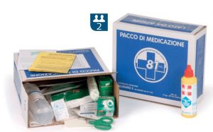 TPM090 first aid kit for 2 persons