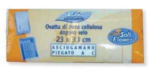 """TTR030 Carta asciugamani piegata a """"C"""" per dispenser 152 fogli X 20 pacchetti"""