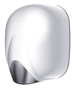 T704325 Asciugamani a fotocellula alte prestazioni ABS bianco LAMA con resistenza