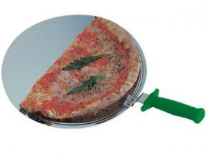 AV4905 Pala para pizza redonda de acero inox profesional Ø50