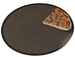 AV4955 Retina tonda alluminio professionale da forno per pizza Ø28cm