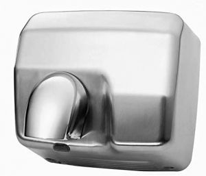 Toalla de fotocélula de acero inoxidable antivandalismo TARIELI PROFESSIONAL SATIN
