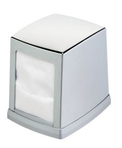 T908052 Chromed napkin dispenser