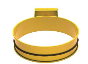 T601004 Bag holder YELLOW