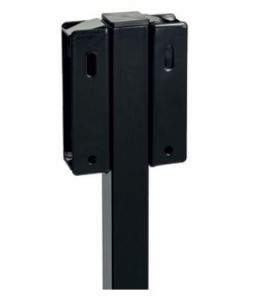 T601062 Post bracket with double holder