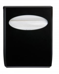 T130010STBL Toilet seat cover dispenser ABS blue
