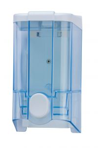 T908040 0,5 Liter soap dispenser white ABS